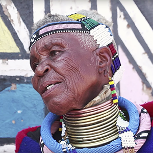 Esther Mahlangu: Ndebele Art Showed Me The World photo