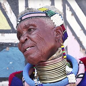 Esther Mahlangu: Ndebele Art Showed Me The World photo