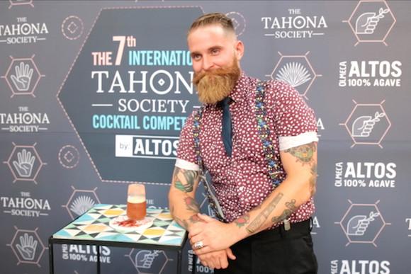 Nothlev Wins The Tahona Society 2017 photo