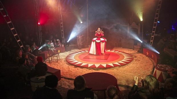 Fantastic Grifizzi Brothers' Animal-free Circus At Waterfront photo