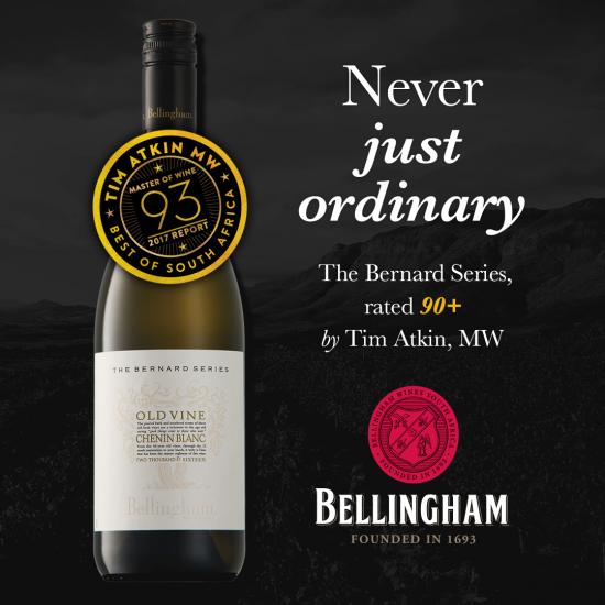 Bellingham Atkin Instagram e1505460100761 Bellingham The Bernard Series awarded  Medals of Excellence by Tim Atkin, MW