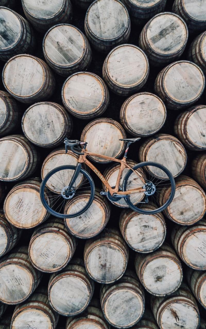 Glenmorangie's Beyond The Cask Reveals Partnership With Renovo Bicycles  photo