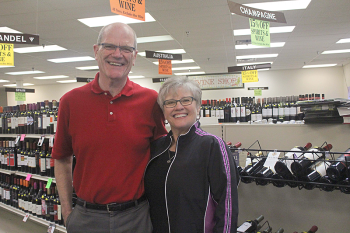 As Store Closes, Fairview Wines & Spirits Owner Looks Back At 3 Decades In Roseville photo