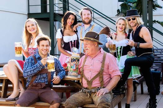 Win: Tickets To The Tops At Spar And Independent On Saturday Bierfest photo
