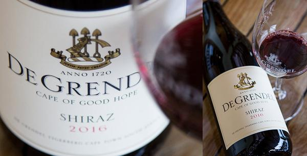 De Grendel Releases Collectable Cool Weather Shiraz photo