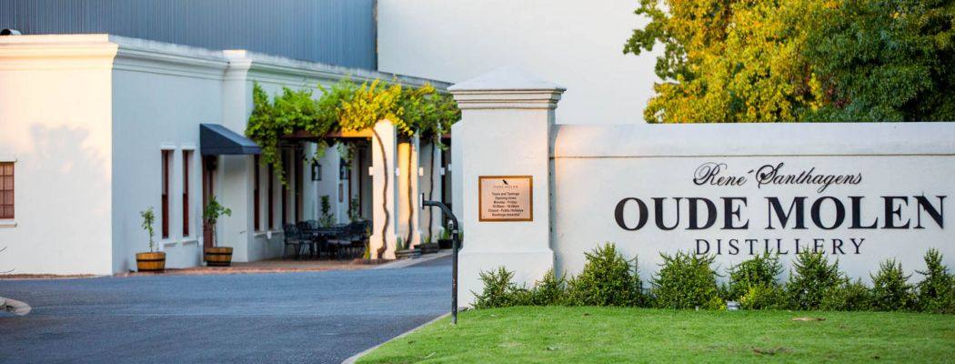 Discover the magic of the Oude Molen Distillery photo