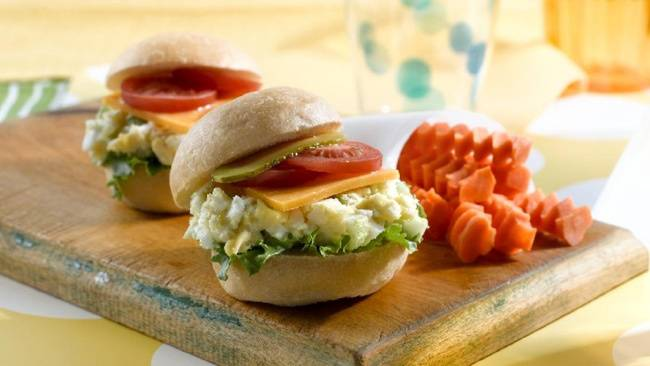 Eggs To The Rescue For Back-to-school Meals photo