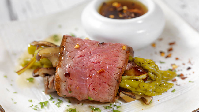 Coast To Coast Flavours Celebrated With Canadian Beef photo