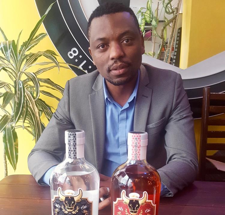 Gin Just The Tonic For Khayelitsha Business photo