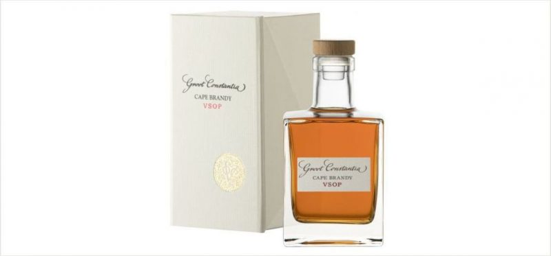 Groot Constantia enters the Brandy market with VSOP photo