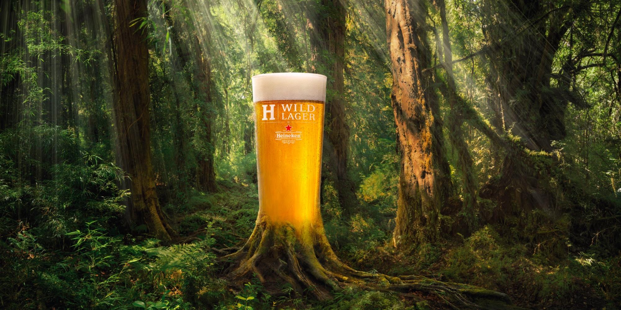 Heineken Launches Limited Release 'h41' Wild Lager photo
