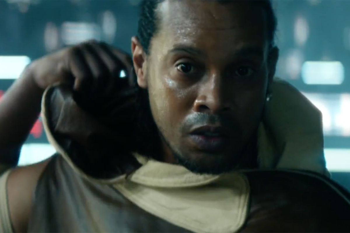 Ronaldinho Stars In A Futuristic Blockbuster In Heineken's Champions League Campaign photo