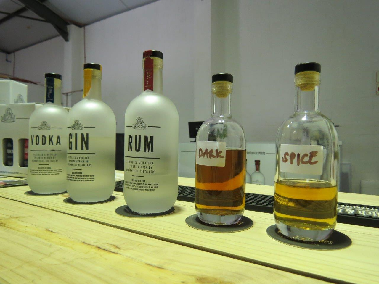 This Cape Town Distillery Uses A Vacuum To Make Liquor photo