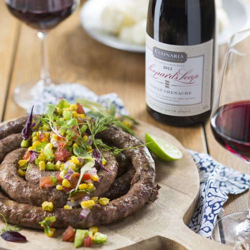 Make Your Own Boerewors photo
