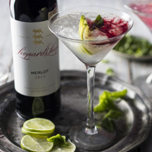 How to make a Merlot Margarita photo