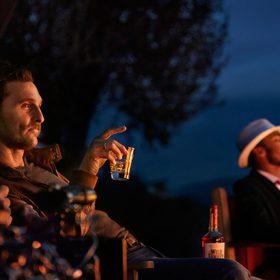 Matthew Mcconaughey Directs Second Wild Turkey Ad photo