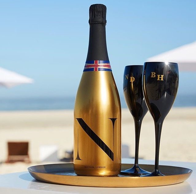 Nyetimber Launches ?second? Wine In Gold Bottle photo