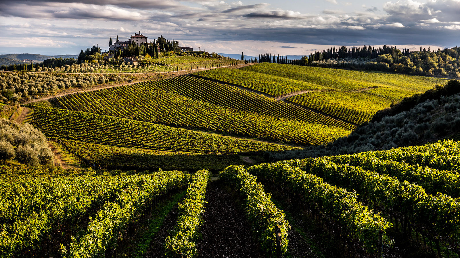Exclusive: Frescobaldi Extends Its Winery Holdings Into Chianti Classico photo