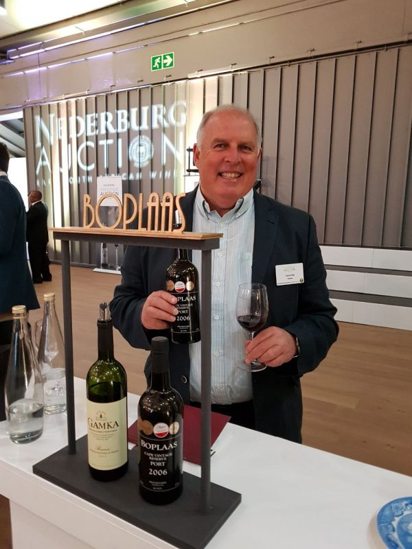 Boplaas achieves top prices at the Nederburg Auction for fine wine photo