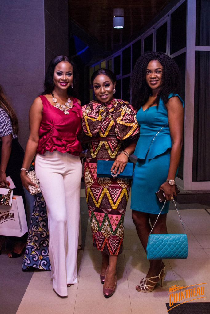 Rita Dominic, Omoni Oboli, Betty Irabor, Others Attend The Cointreau-fizz Soiree Hosted By Media Room Hub photo
