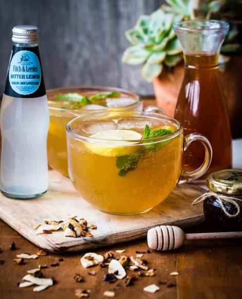 Serve Granny`s Sweet Tea Cocktail At Your Next Tea Party photo