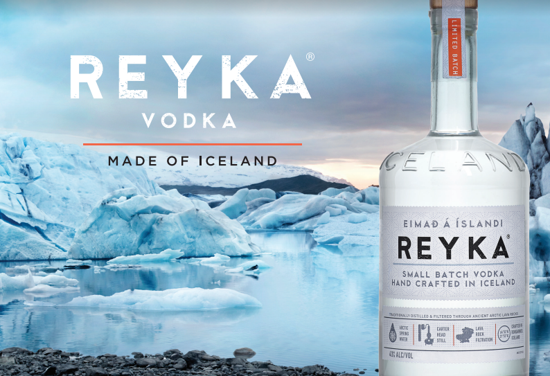 Award-Winning Reyka Vodka From Iceland Is Now Available in South Africa photo