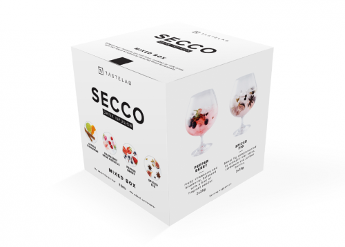 Secco Mixed Box e1505204337131 Step up your Gin and Tonic game with Secco freeze dried fruits