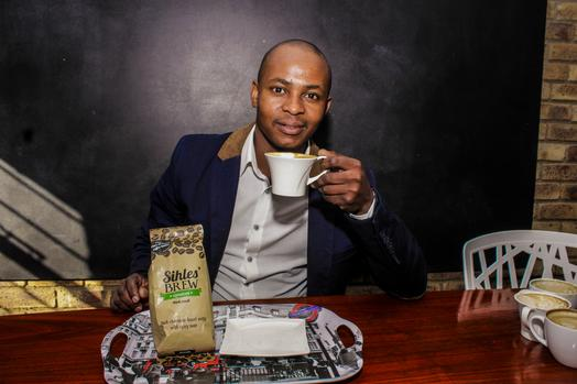 How Sihle Magubane Conquered The Coffee World #internationalcoffeeday photo
