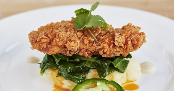 Researchers Unveiled The First Chicken Meat Grown Without Chickens photo