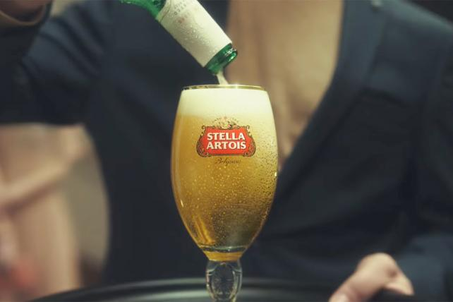 Stella Artois Returns To Super Bowl After Seven Years photo