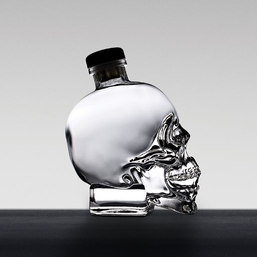 Crystal Head Vodka Launches New Expression In Iconic Skull With Iridescent Finish photo