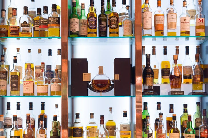 Rare Whiskies Can Be A Better Investment Bet Than First-growth Clarets photo