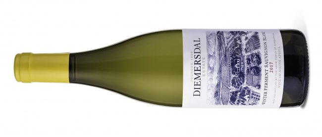 Diemersdal Releases Unique New World Sauvignon Blanc from Frozen Juice photo