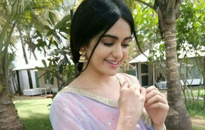 Actress Adah Sharma To Endorse Nescafe photo