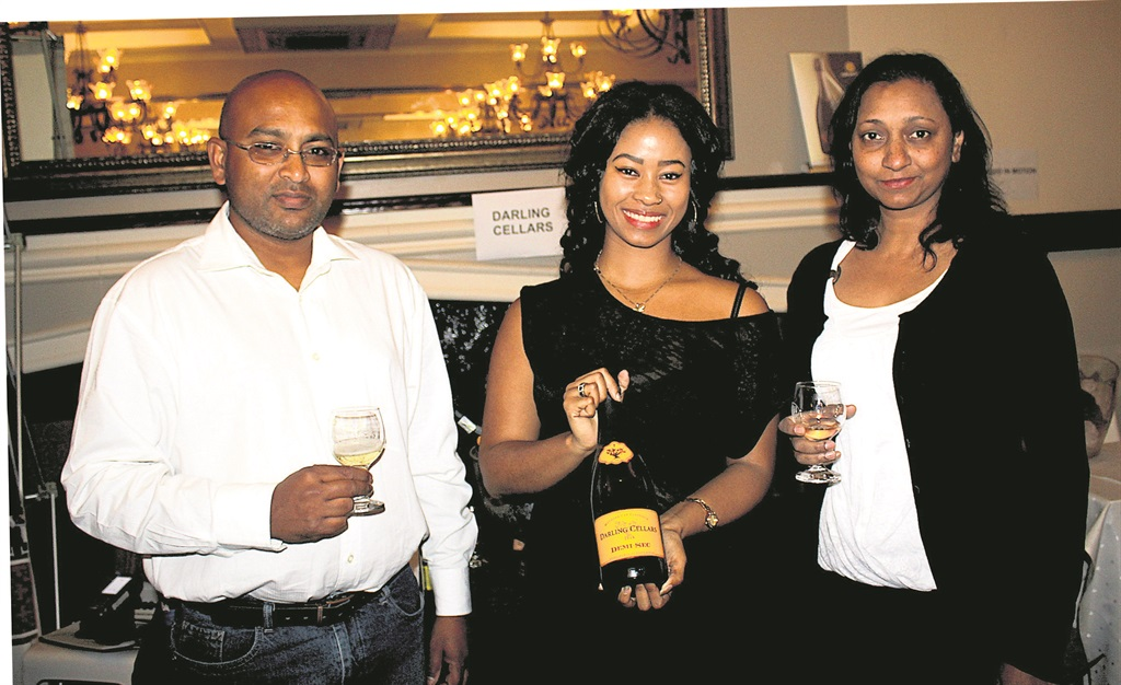 Food And Wine Fair Brings In Funds photo