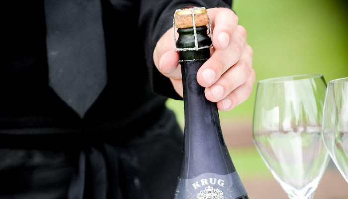 Bubbling With Confidence: Champagne Houses Face New Challenges Head-on photo