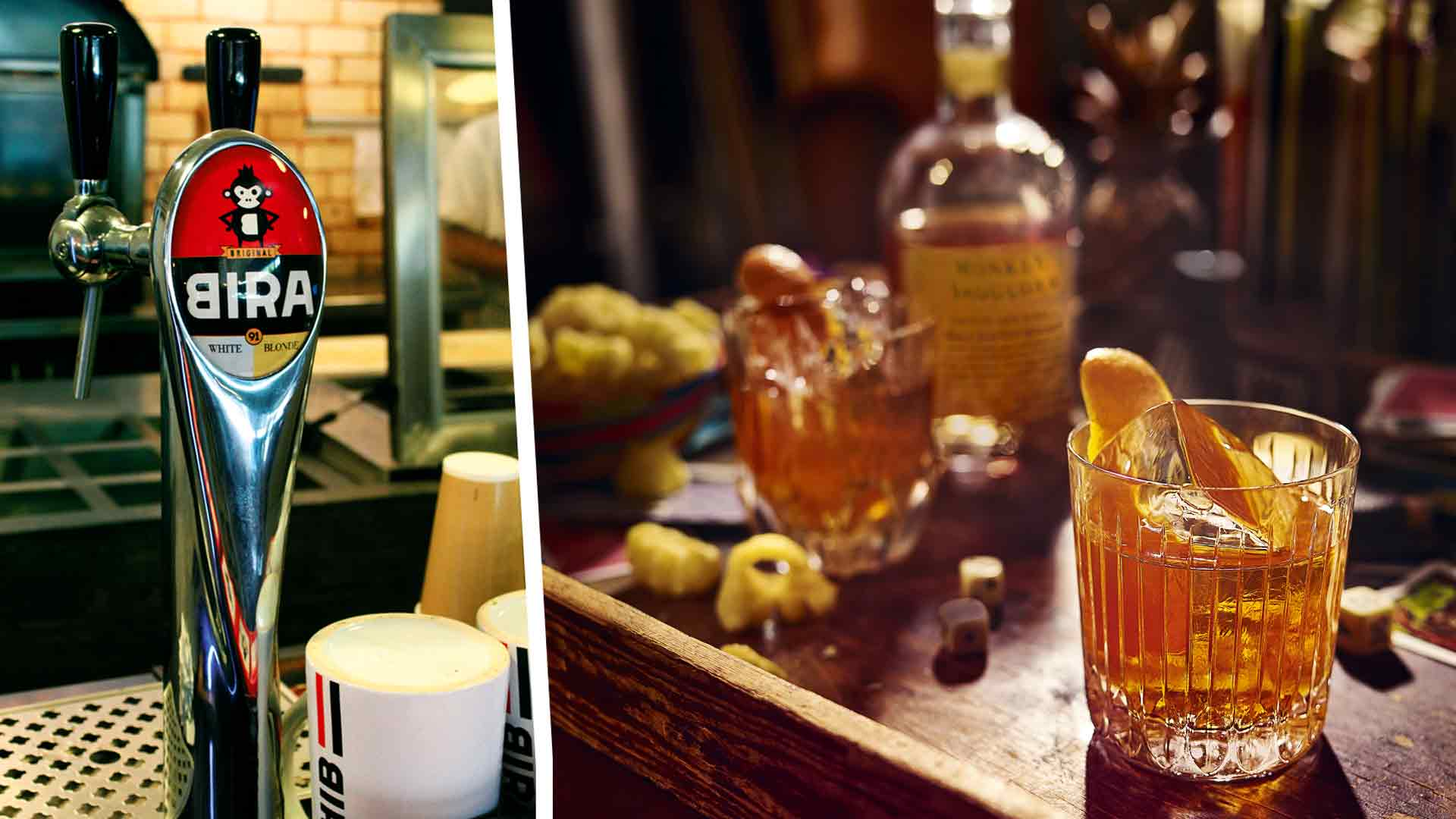 How Monkey Shoulder And Bira Are Changing The Indian Bar Scene photo