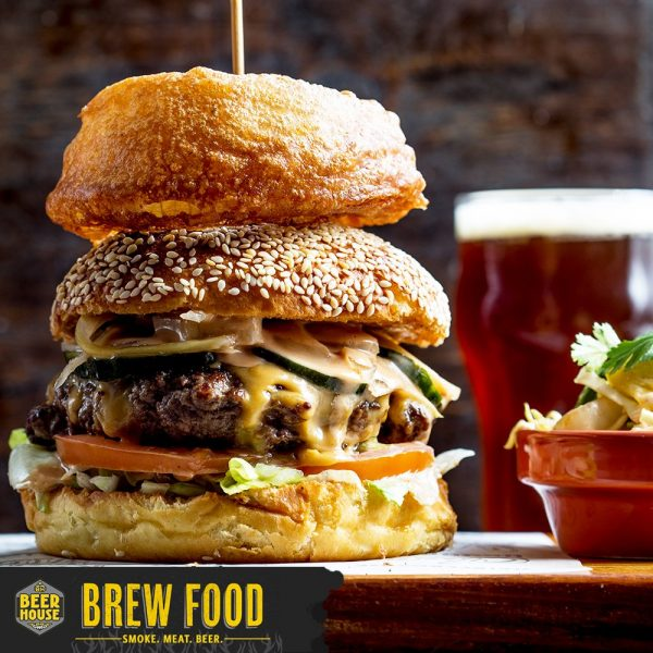 You can now have your Beer and EAT it at The Beerhouse photo