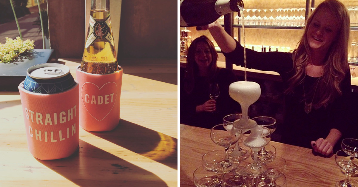 Cadet Wine And Beer Bar Is Revolutionizing Napa's Drinking Culture photo