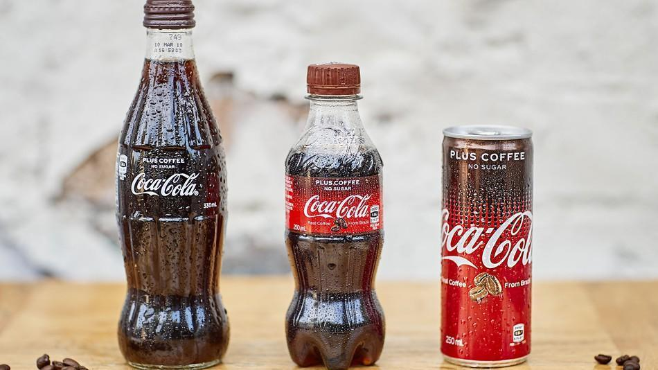 Coca-Cola launches limited-edition coffee flavour photo