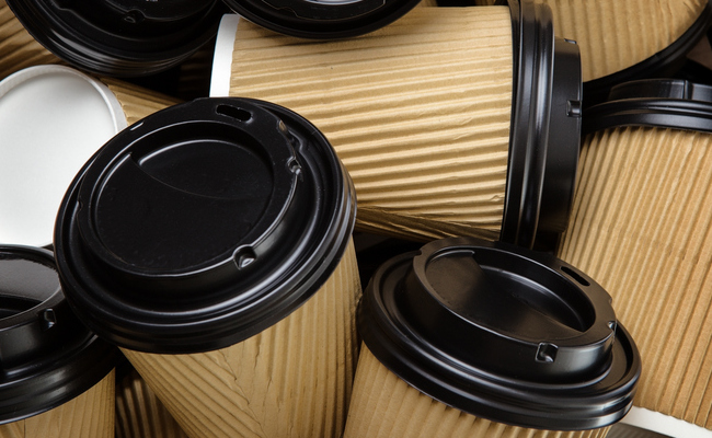 Four solutions to the disposable coffee cup problem photo
