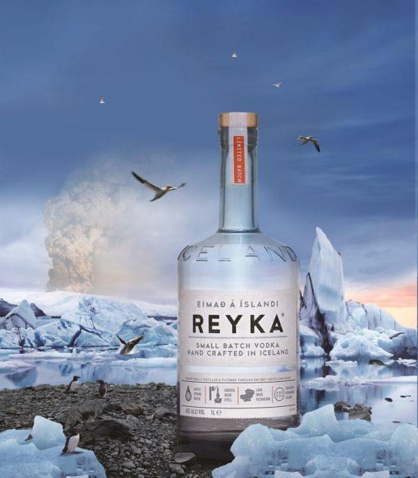 Packaging Spotlight: Reyka Vodka from Iceland photo