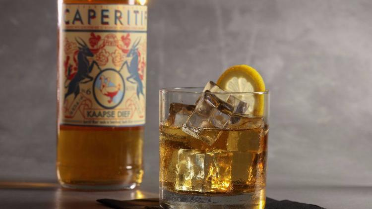 Caperitif, A Forgotten Aperitif From South Africa, Is Back After 100 Years photo