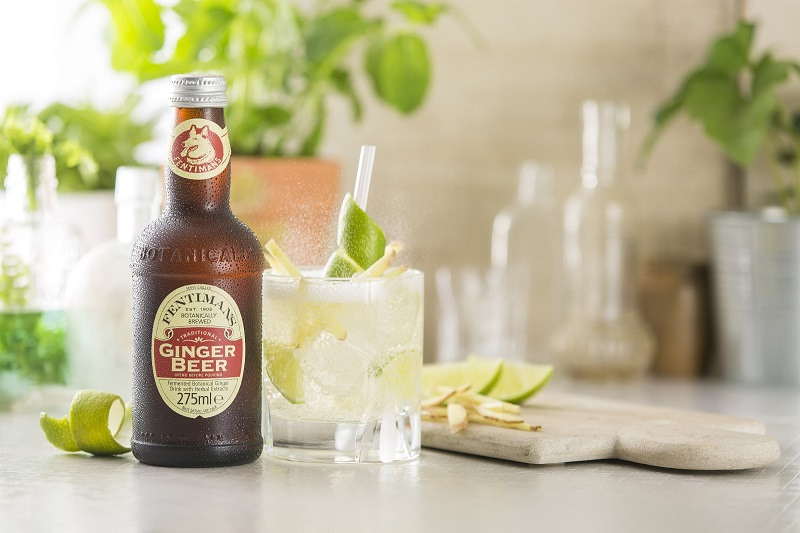 Fentimans Ginger Beer Campaign Underway photo