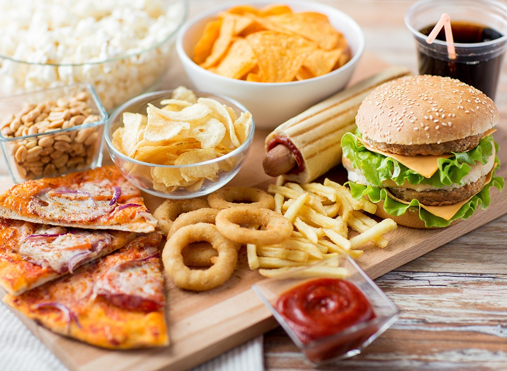 10 Foods Athletes Should Avoid photo