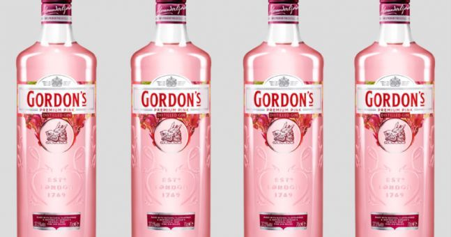 This Galway Bar Is The First Venue To Stock That Gordon's Pink Gin photo