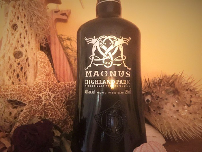 Whisky Review: Highland Park Magnus photo