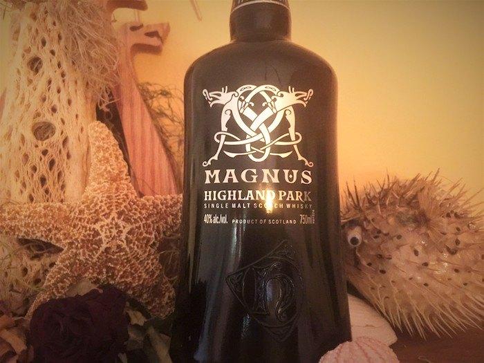 Whisky Review: Highland Park Magnus photo