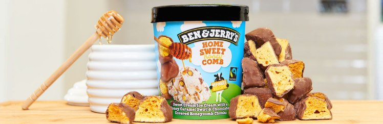 This New Ben & Jerry's Flavour Raises Money For Refugees photo
