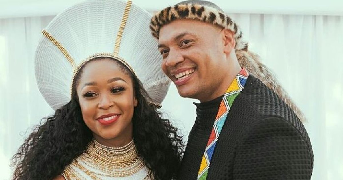 From Minnie Dlamini To Uzalo's Sthandwa Nzuza And Reggie Nkabinde — Love Is In The Air In Celebville photo